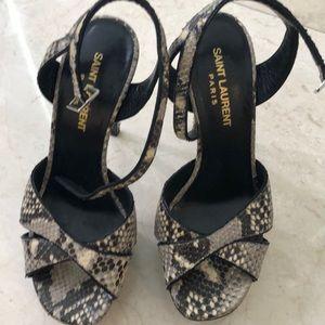 Saint Laurent shoes